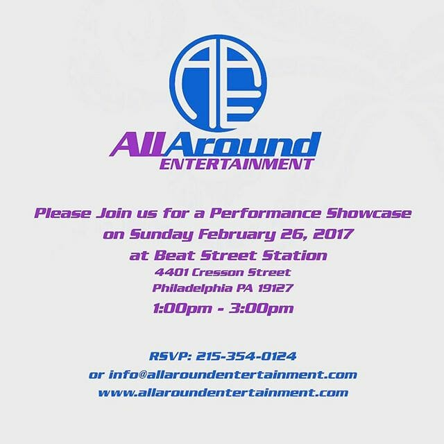 Don't miss our showcase THIS Sunday!!!!!!!! Come party the AAE way!