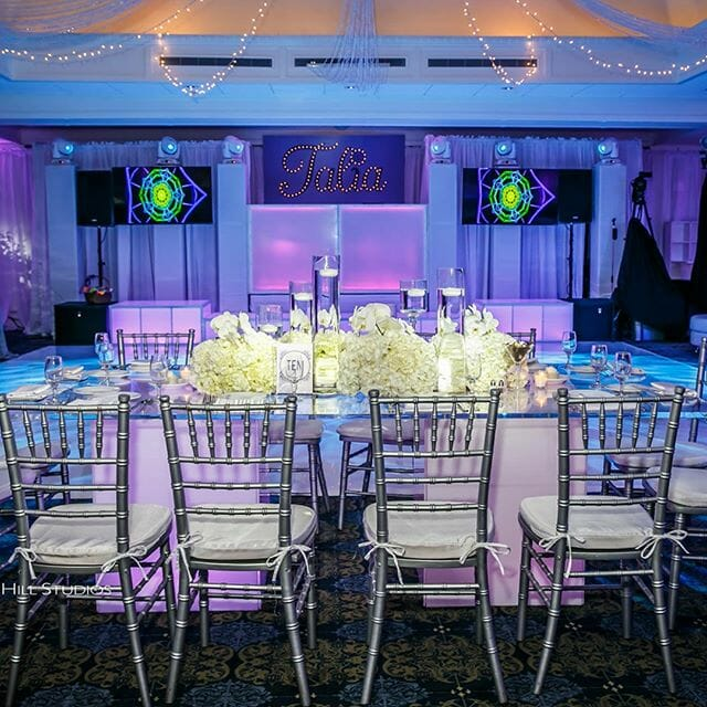 Some of our favorite setups at AAE️ #NotJustAParty
